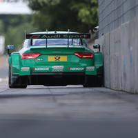 Norisring - Tarolt az Audi