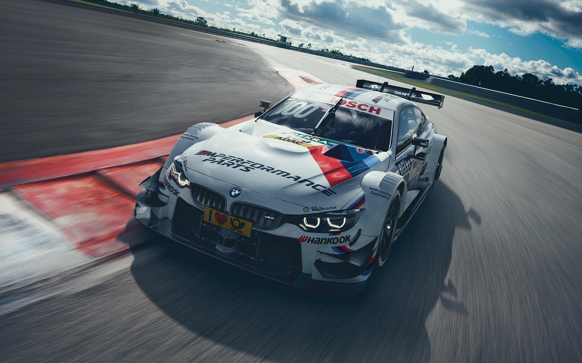 #100 Martin Tomczyk BMW M Performance BMW M4 DTM