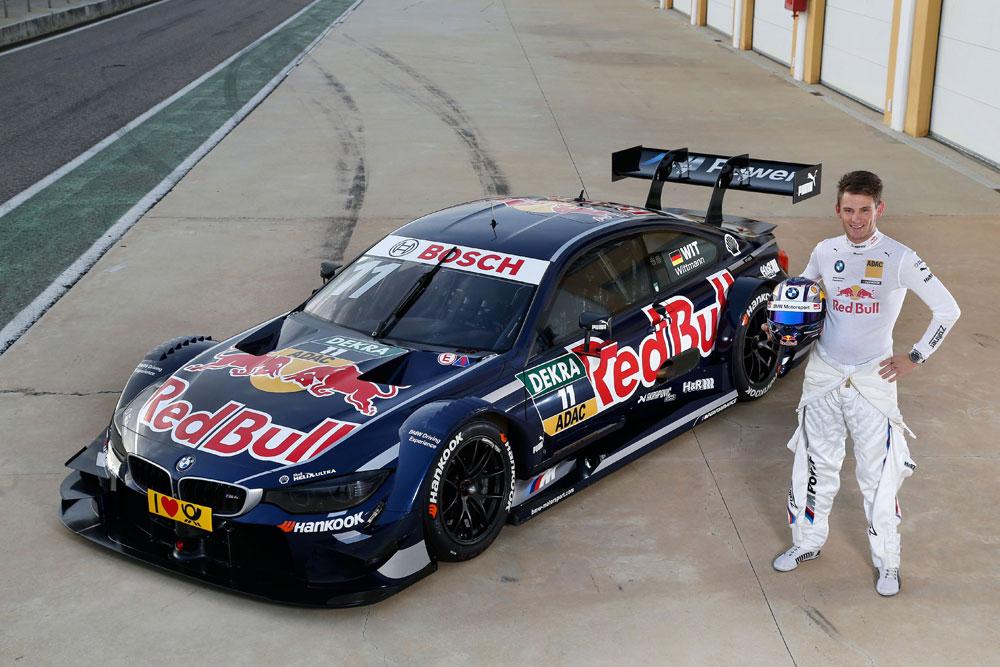 #11 Marco Wittmann Red Bull BMW M4 DTM