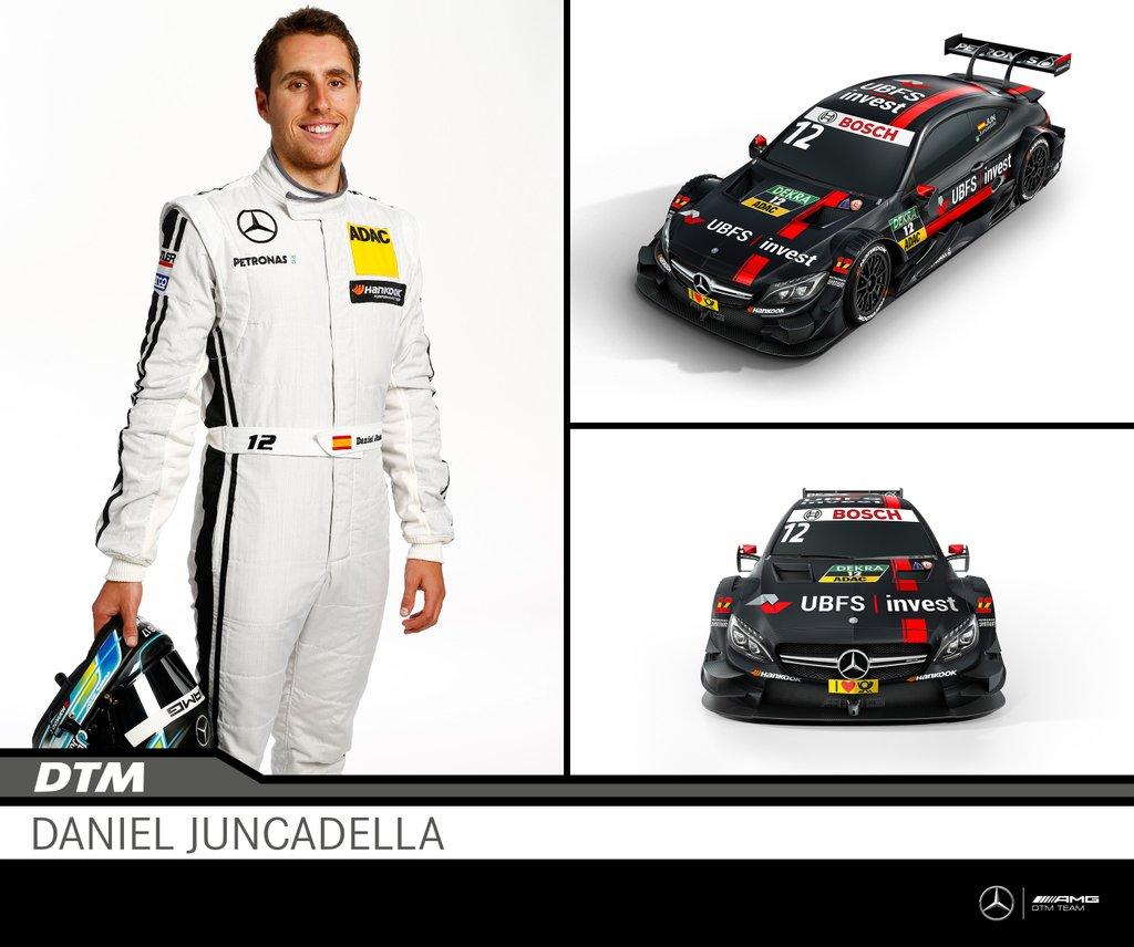 #12 Daniel Juncadella