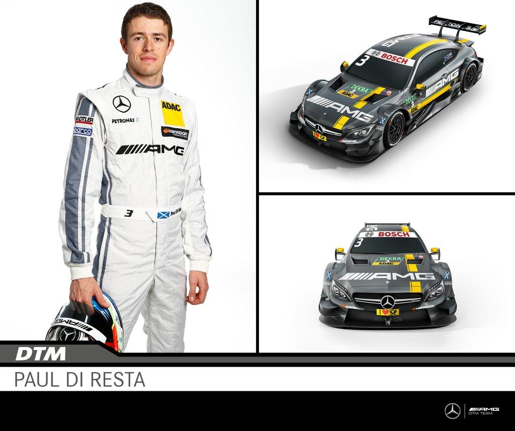#3 Paul Di Resta