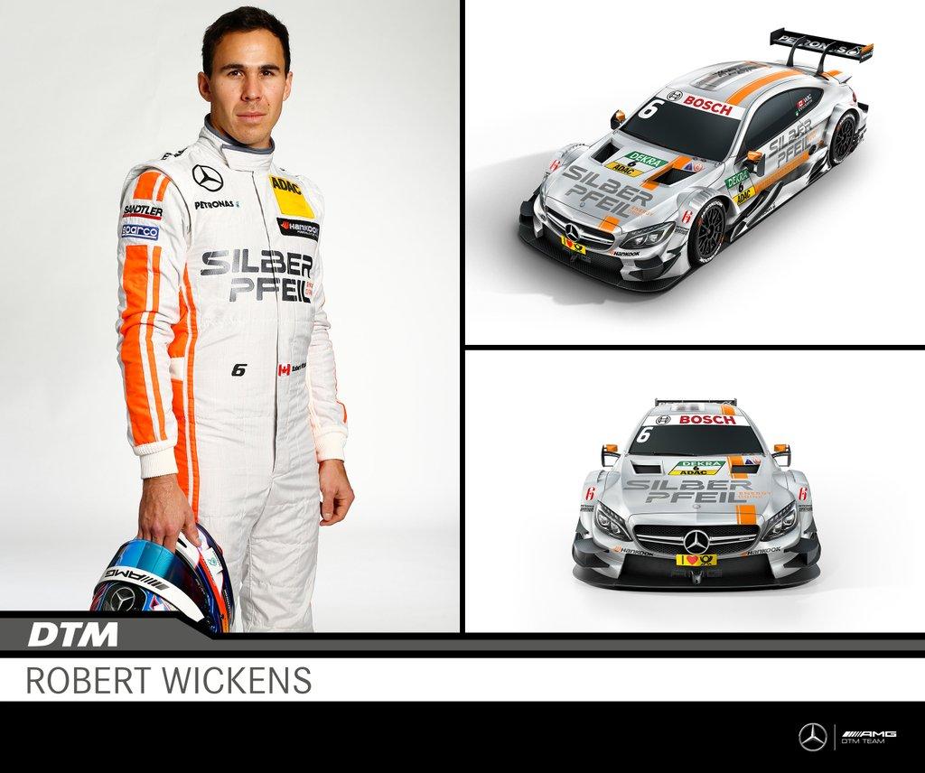#6 Robert Wickens