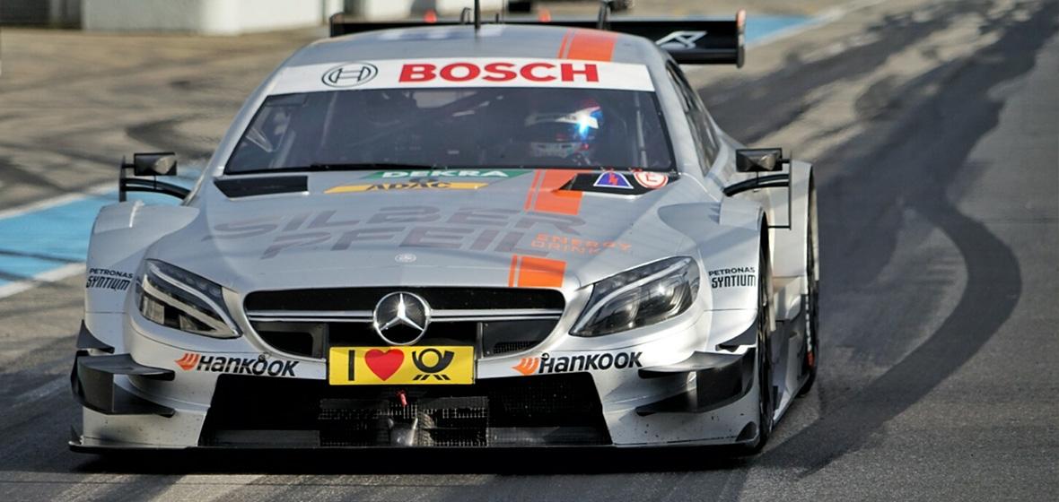 #6 Robert Wickens SILBERPFEIL Energy/UBFS invest Mercedes-AMG