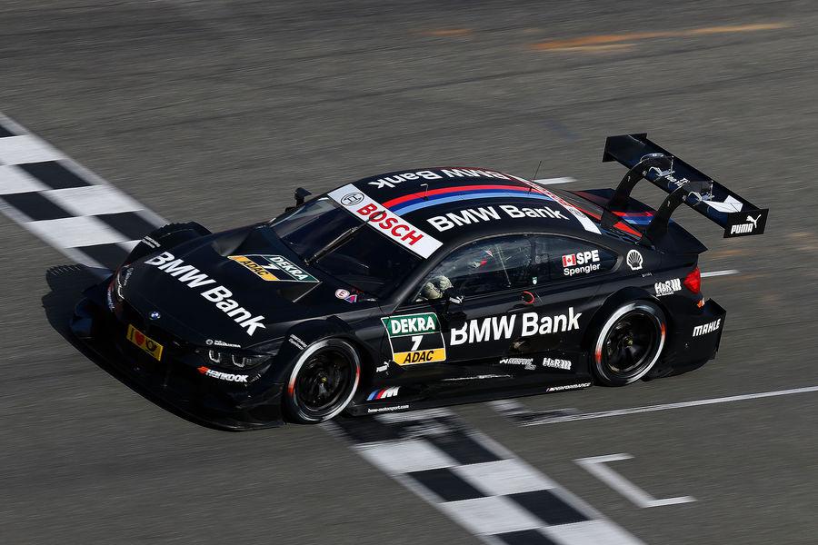#7 Bruno Spengler BMW Bank BMW M4 DTM
