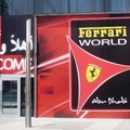 Abu Dhabi- Ferrari World