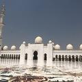 Sheikh Zayed Grand Mosque – Abu Dhabi Nagymecsete