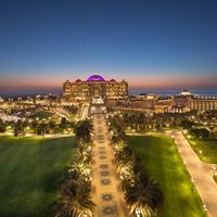 Emirates Palace – Abu Dhabi luxushotele