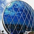 Aldar Központ – a Közel-Kelet első kör alakú épülete