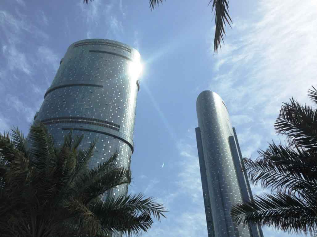 Sun&Sky Towers