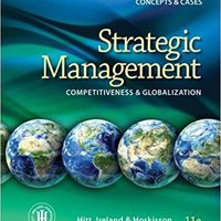 \LINK\ Strategic Management: Competitiveness And Globalization- Concepts And Cases, 11th Edition. qophs Tessar water algun cotton Facebook leading piasek
