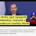 A magyar politikai agitáció polgárjenője
