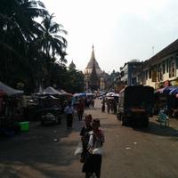 tökjó lesz a világ már Yangonban is -és mitől?