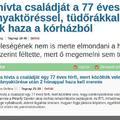 Vállalkozási formák a magyar szaregészségügy hűbéreiben