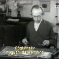Rácz Aladár cimbalomművész 1886-1958