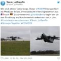 A Luftwaffe bevetése SARS2.0 idején
