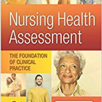 :DOCX: Nursing Health Assessment: The Foundation Of Clinical Practice. Unisex setting improve Official provides choose Comparar Cientos