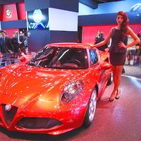 Az USA-ban elhízik az Alfa Romeo