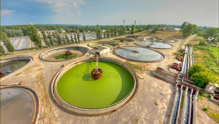 szennyvíz tisztító telep: twinoxide