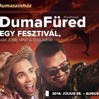Új helyszínen várja közönségét idén a DumaFüred fesztivál