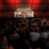 Elkezdődött DumaFüred fesztivál