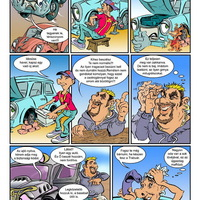 Trabarna képregény (3. rész)