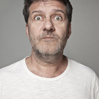 A hónap humoristája: Hadházi László