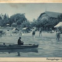 Dunai strandok Verőcétől Zebegényig