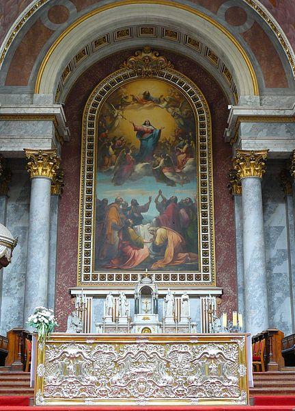 432px-esztergom_basilica_altarpiece_hungary.jpg