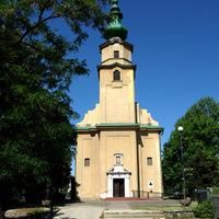 Gyártelep- Jézus szive templom