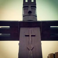 Szent István rejtette a lepel