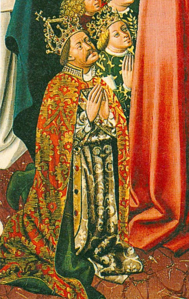 Amikor király született Komáromban