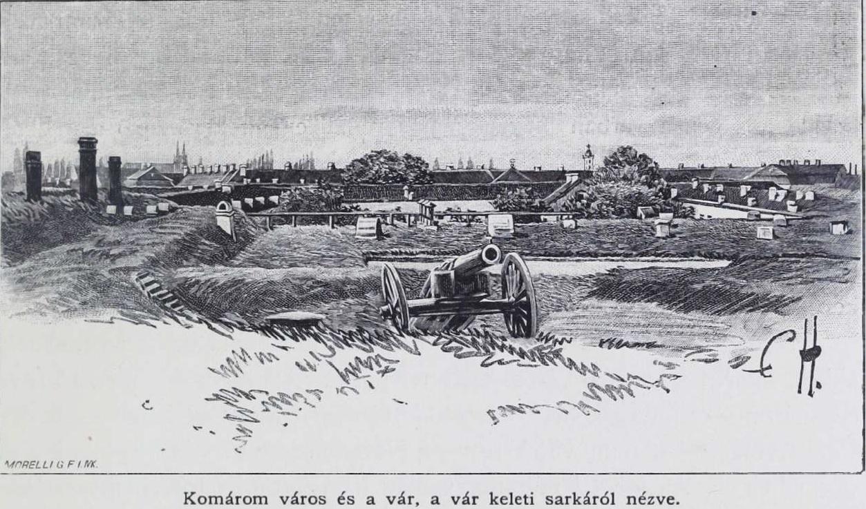 Ez történt Komáromban 170 évvel ezelőtt