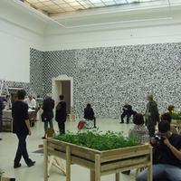 Kiállítás megnyitó a Műcsarnokban!
