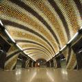 Külföldi divatblogon méltatták a 4-es metró Szent Gellért téri állomását