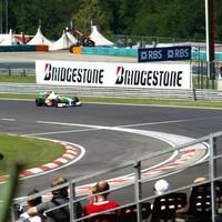F1 Magyar Nagydíj - Képes beszámoló