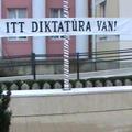 Itt diktatúra van!!!