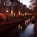 Életképek 3 - Amsterdam Red Light District