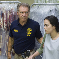 Harrisond Ford's Next Movie - Crossing Over stills