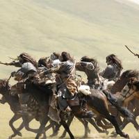 Mongol trailer - Temudgin's raising