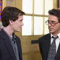 Robert Downey Jr. in Charlie Bartlett trailer