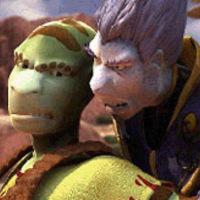 On the way of Shrek? -  Delgo trailer