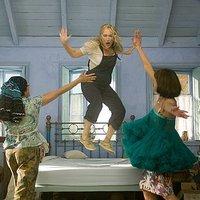 Mamma Mia trailer stills and film clip