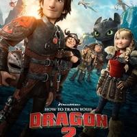 Így neveld a sárkányodat 2. (How to Train Your Dragon 2) - 3. trailer + plakát