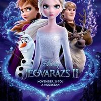 Jégvarázs 2. (Frozen 2) - magyar plakátok