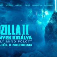 Godzilla II. - A szörnyek királya (Godzilla: King of the Monsters) - a magyar hangok