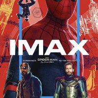 Pókember - Idegenben (Spider-Man: Far From Home) - IMAX plakát