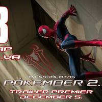 A csodálatos Pókember 2. (The Amazing Spider-Man 2) - sneak peek