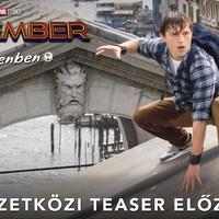 Pókember - Idegenben (Spider-Man: Far from Home) - trailer + magyar előzetes + plakát