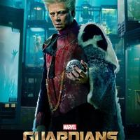 A galaxis őrzői (Guardians of the Galaxy) - a Gyűjtő karakterplakátja