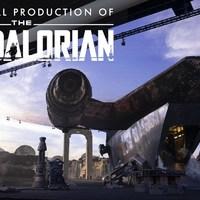 Videó: A The Mandalorian első évadának virtuális díszletei